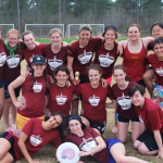 Frisbee Teams Find Success at Sectionals