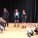 Upright Citizen's Brigade and Monkapult Perform