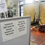 Anderson Athletic Center Damaged by Dropped Weights