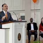 Dr. Jorge G. Gonzalez Named 18th President of Kalamazoo College