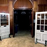 College Brings Traveling Doors Exhibition to Campus