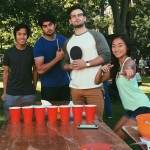 Ping Pong Club Seeks Intercollegiate Competition