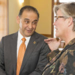President Gonzalez Listens, Learns, and Sets Vision