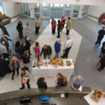 Crowds and Ribbon Cutting Open Kalamazoo College's New Fitness and Wellness Center