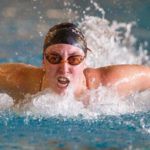 Women's Swimming and Diving Defeats Hope