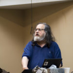 'Freedom Fighter' Richard Stallman Holds Computing Lecture at Kalamazoo College