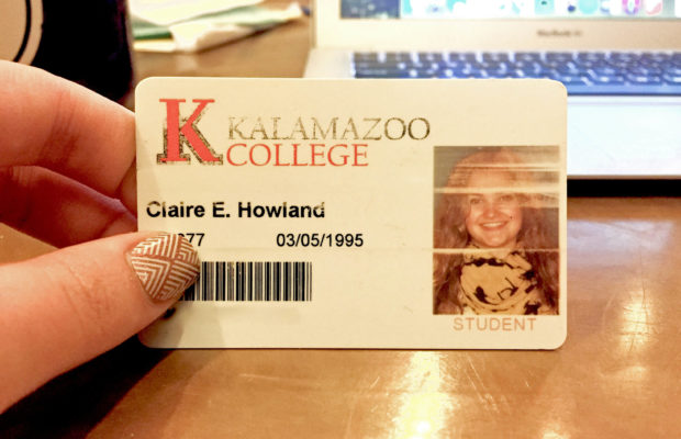 Local Hero Reunites Student with ID Card – The Index
